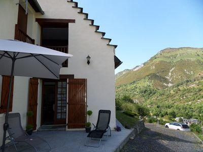 Photo for Renovated sheepfold in the heart of the Pyrenees