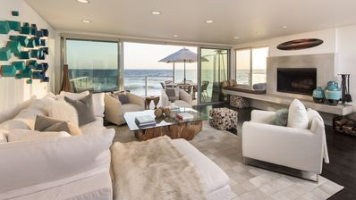 Photo for Stunning Contemporary on Private Beach
