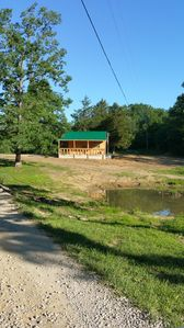 Photo for Rocky Point Properties Cabin 1340 moonlight trail sparta tn