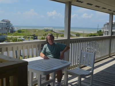 Photo for Newly Renovated Oceanview  2BR sleeps 6 Great Beach Access!