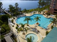 Rey Carlos was a Great Host -Great condo overlooking Lake Bryan and lovely sunrises in the morning-