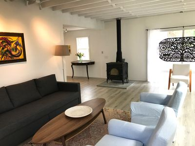 Photo for Dream Guesthouse - Artist's hideaway, cool country chic