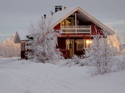 Photo for Lovely Cottage near Santa Claus Village