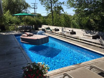 Photo for Experience the Magic of Cloud 8, Fire Island Pines