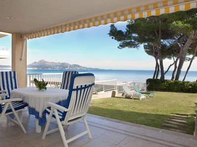 Photo for 3BR Apartment Vacation Rental in Alcúdia, PM