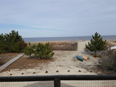 Photo for Beach Water Front House Broadkill Beach