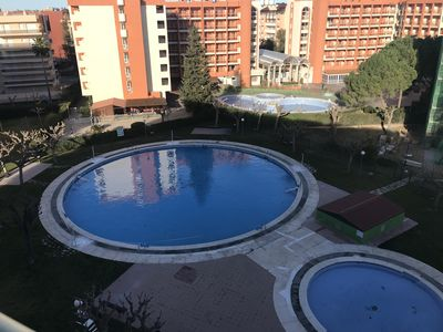 Photo for 155-DANUBIO - One bedroom apartment with swimming pool