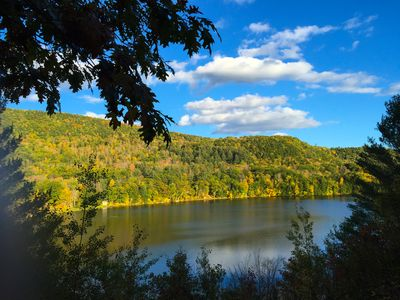 Photo for Amherst Lake Views - Minutes  To Okemo And Killington - 5 Bedrooms