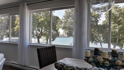Photo for Stunning Lake Views from Every Room!
