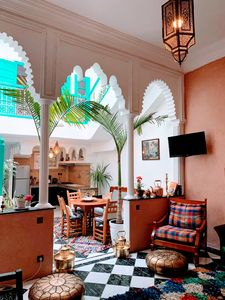 Photo for Riad with swimming pools and walking distance to Jamaa El-Fna and its Souks