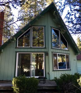 Photo for Beautiful chalet - Close to Lake, Casinos, Large Yard backs to Park