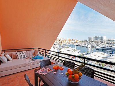 Photo for MARINA PRINCESS - Apartment for 7 people in Vilamoura
