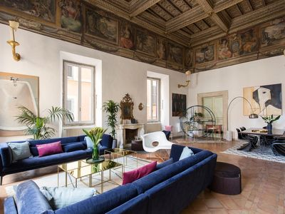 Photo for Luxury Rome apartment to rent for the Holidays