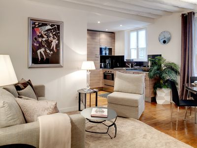 Photo for 60m, 2 Bedrooms 1 Bathroom 6 people in the Marais