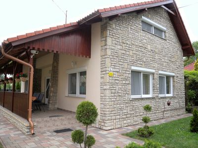 Photo for Holiday house near the beach with high level