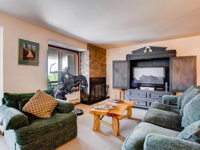 Photo for Walk to Gondola, Lodge at 100 West Beaver Creek Blvd in Avon  A605