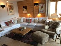 Penthouse in Bettaix - a great family chalet