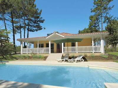 Photo for Vacation home Eden Parc Golf (LCA340) in Lacanau - 4 persons, 2 bedrooms