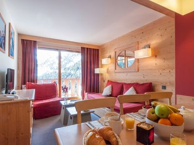 Photo for 3 bedroom accommodation in Meribel Village