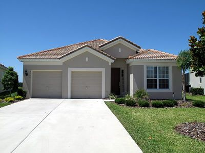Photo for Luxury 4 bedroom 4 bathroom villa in Kissimmee.