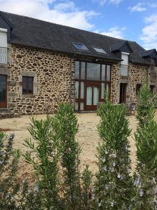 Photo for Beautiful barn conversion within easy reach of Brittany and Normandy beaches