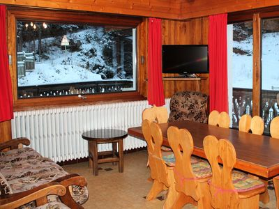 Photo for Apartment in the heart of the resort Les Gets - 3 room apartment 6 people