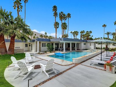 Photo for Spacious Palm Springs Retreat in Deepwell