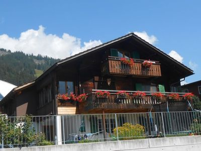 Photo for Apartment Hari in Adelboden - 2 persons, 1 bedrooms