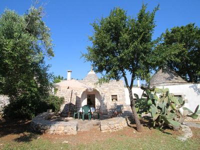 Photo for Vacation home Trullo Camino in Ceglie Messapica - 3 persons, 1 bedrooms