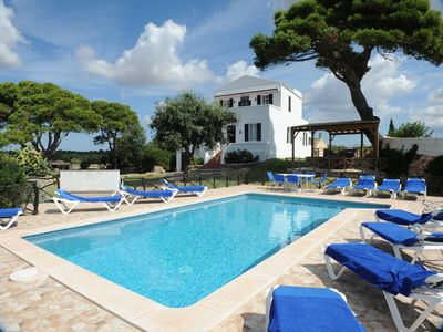 Photo for 6BR Cottage Vacation Rental in CIUTADELLA DE MENORCA, ILLES BALEARS