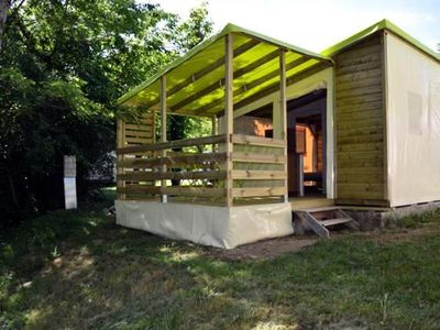 Photo for Camping Saint-Amand *** - Funflower Confort 3 rooms 5 people Without Bathroom