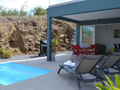 Photo for Villas jalnas, ground floor apartment, wifi, charm and modern comfort,