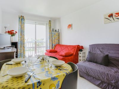 Photo for Apartment Les Caravelles  in Cabourg, Normandy - 2 persons, 1 bedroom