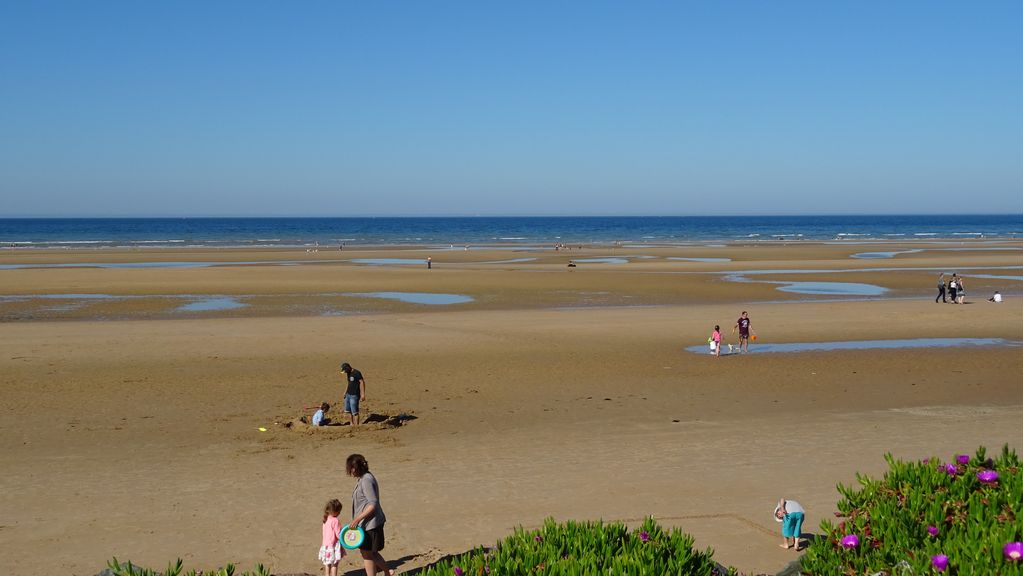 A stay on the beaches of Normandy