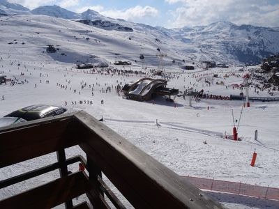 Photo for 1BR Corporate Apartment Vacation Rental in Val Thorens, St Martin de Belleville