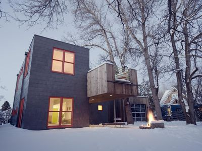 Photo for Stunning Modern Home, one of a kind!