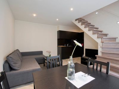 Photo for Apartment in the center of Antwerp with Internet, Garden (1008361)