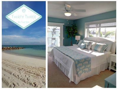 Photo for Breathtaking Private Beach, Ocean View From Every Room! -Key Colony Beach