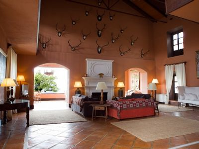 Photo for Self catering Finca Fuentibañez for 18 people