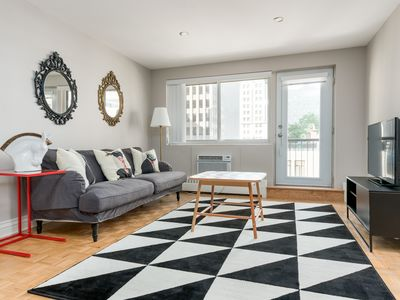 Photo for Sleek 2BR in Downtown Montréal by Sonder