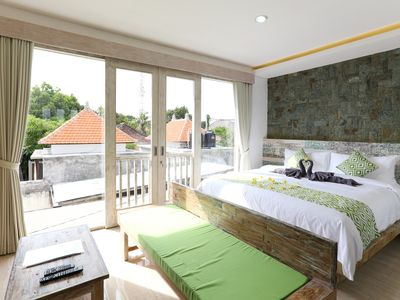 Photo for New Open! ★ Very Cute Green Studio in Sanur,No22