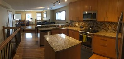 Photo for New Canmore townhome. Amazing views and walk to downtown