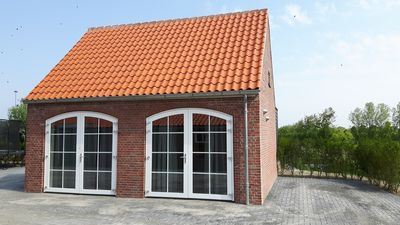 """Photo for """"Waegen'uus"""": detached 5 person holiday home near the village and sea"""