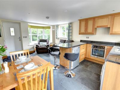Photo for Vacation home Old Rectory Annex in Ruthin - 2 persons, 1 bedrooms