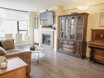 Photo for Luxury two bedroom apartment near skytrain station