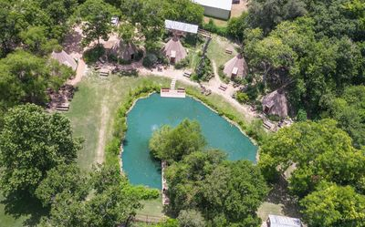Photo for 1BR Cabin Vacation Rental in Seguin, Texas