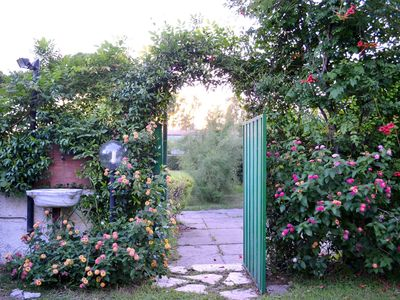 Photo for Rome: House with garden