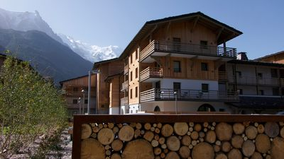 Photo for 1BR Apartment Vacation Rental in Chamonix-Mont-Blanc, Auvergne-Rhône-Alpes