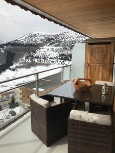 Photo for Majestic II residence - fantastic view- very close from ski lift