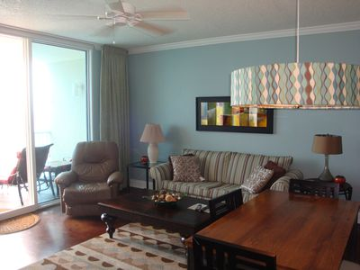 Photo for Palazzo Ocean Front, Great Rates , Free Beach Chair Service, Close to Pier Park